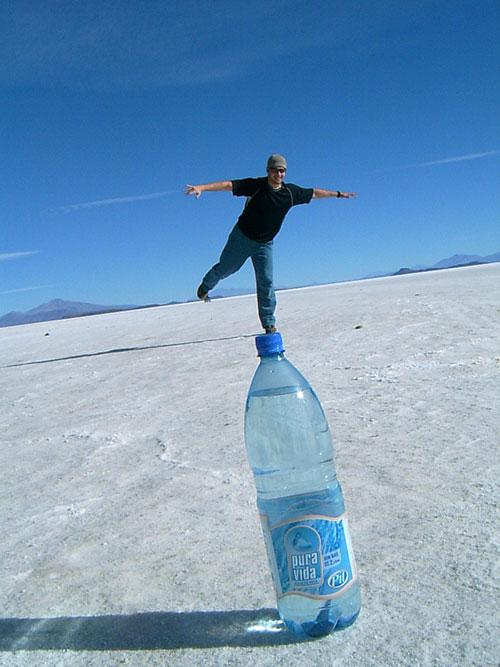 Salar de Uyuni, Bolivia. Photo: