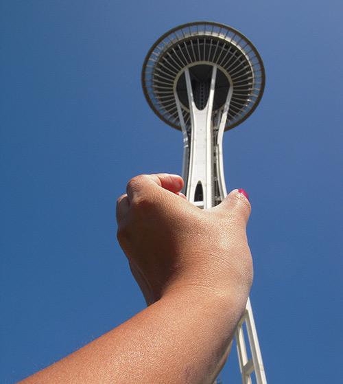Space Needle, Seattle, USA
