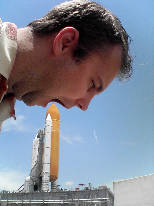 Kennedy Space Center, Cape Canaveral, Florida, USA