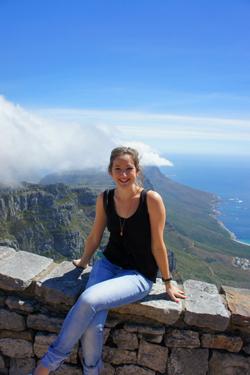 Monica Stott, The Travel Hack.