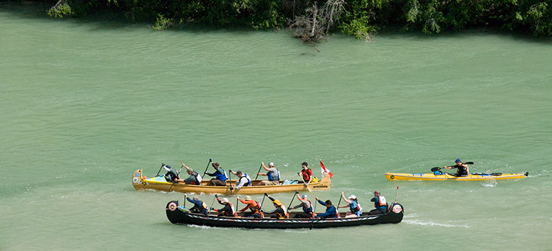 Yukon River Quest – World's longest annual canoe and kayak