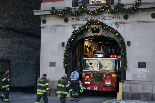 Hook & Ladder Company 8, New York