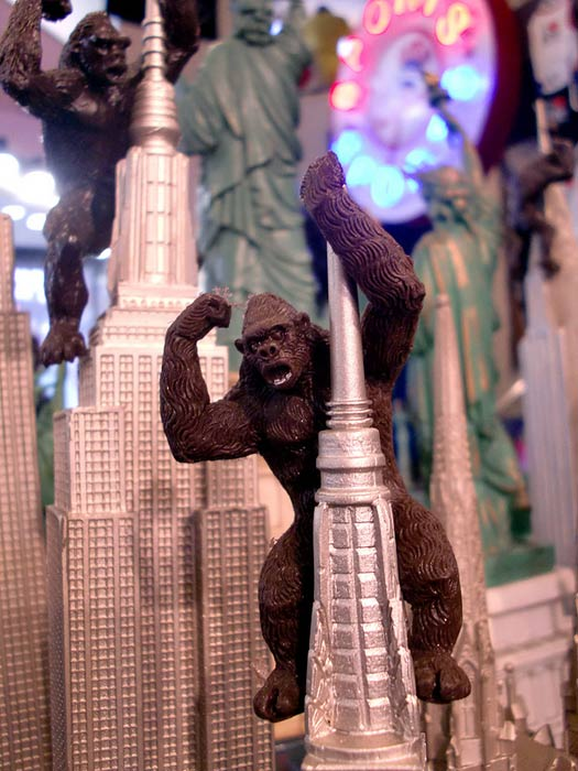 King Kong souvenir, New York