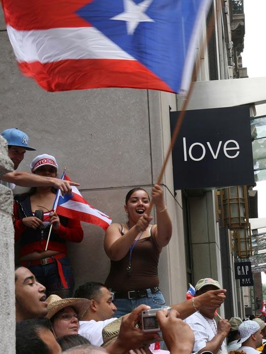 Puerto Rican Day Parade, New York City