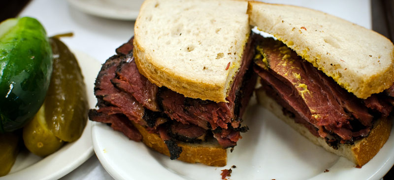 Sandwiches from around the world