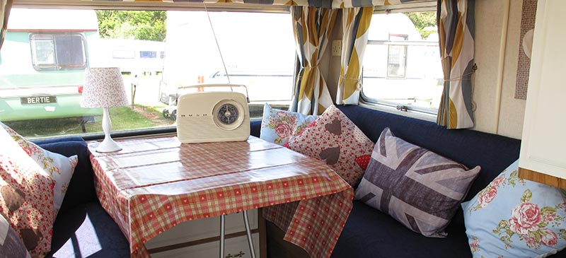 5 Isle of Wight glamping spots