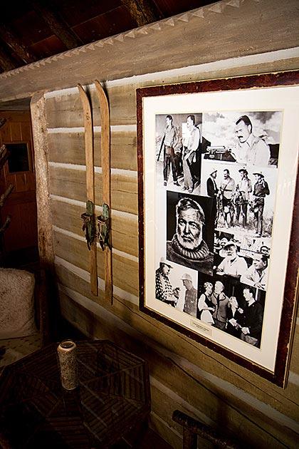 Ernest Hemingway in Sun Valley