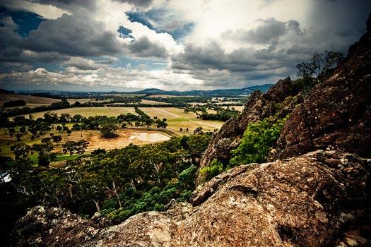Hanging Rock, Australia