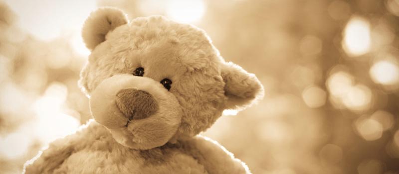 Giant teddy bear statues