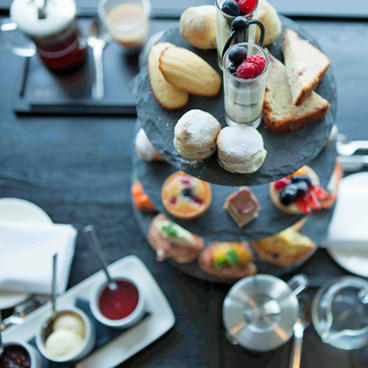Afternoon Tea at Paramount, Centre Point. Photo by Paramount.