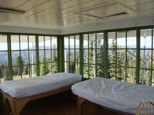 Deadwood Lookout Recreation Cabin