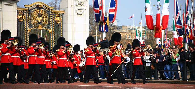 Insider Guide - Changing of the Guard London
