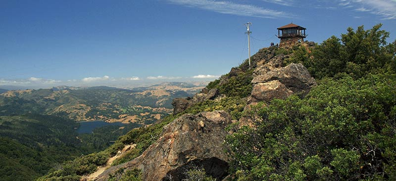 Feature - Top 10 fire lookout stays in the USA
