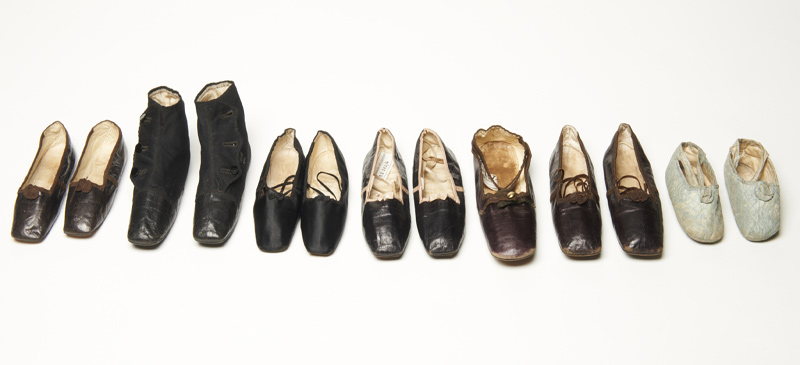 Royal baby shoes in size order
