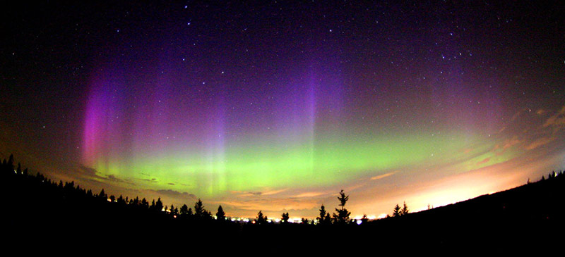 Top 5 places to see the Northern Lights