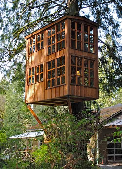 Trillium Treehouse Point
