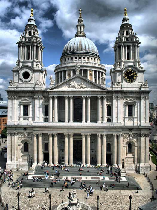 St Paul's Cathedral. Photo by Graham Lacdao
