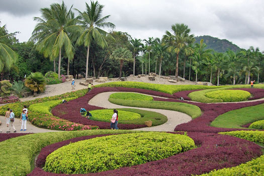 Nong Nooch view. Photo by Sergey