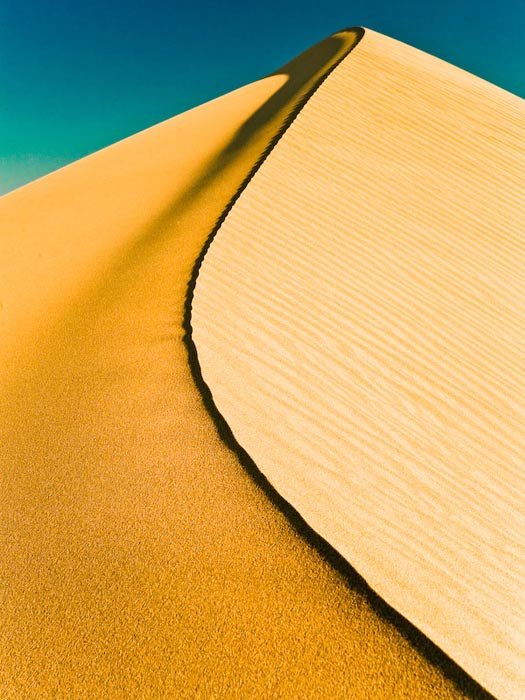Mesquite Flat Dunes, Death Valley. Photo by Gleb Tarassenko