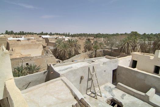 Ghadames, Libya. Photo by Motohiro Sunouchi