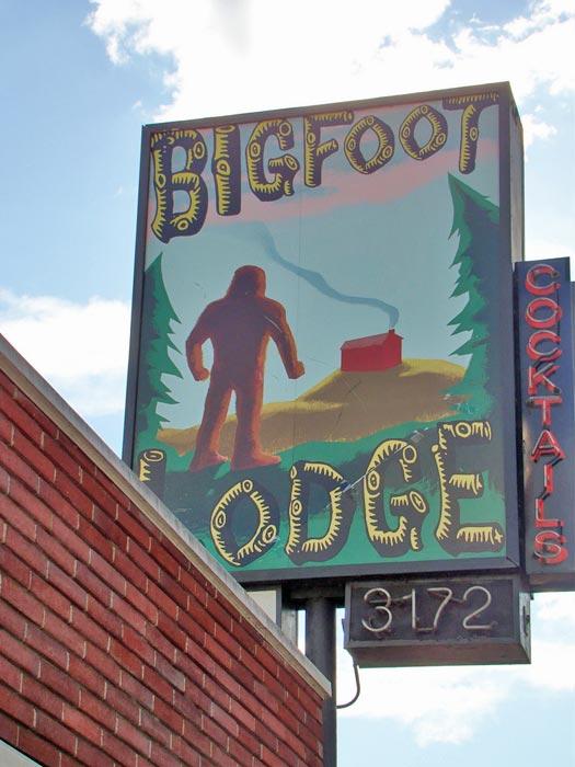 Bigfoot Lodge, Atwater Village, California. Photo by vmiramontes