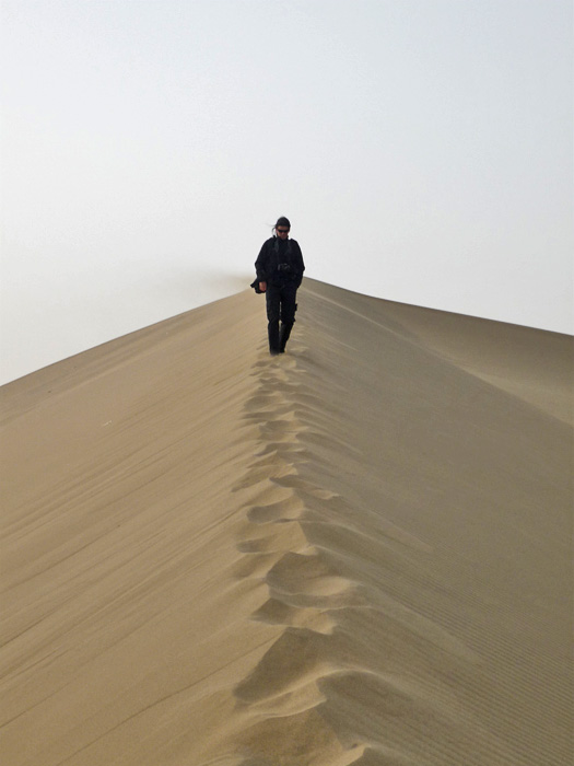The Gobi Desert. Photo by Wybren