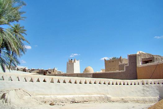 Ghadames, Libya. Photo by Rafael Gómez