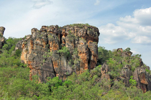 Nourlangie Rock, Kakadu National Park. Photo by Sarah Stewart