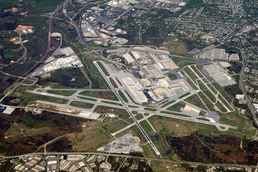Baltimore Washington International Airport, Maryland, USA. Photo by Doc Searls