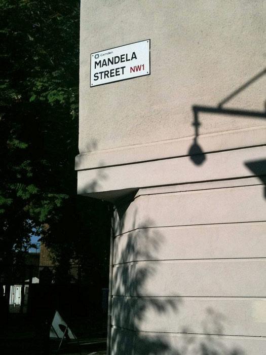 Mandela Street, Camden, London, UK. Photo by Daviddje