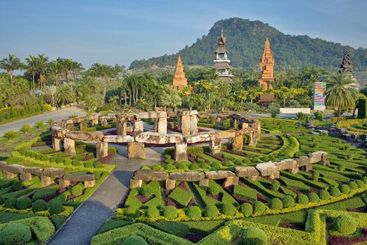 Nong Nooch, Thailand. Photo by Mika Stetsovski