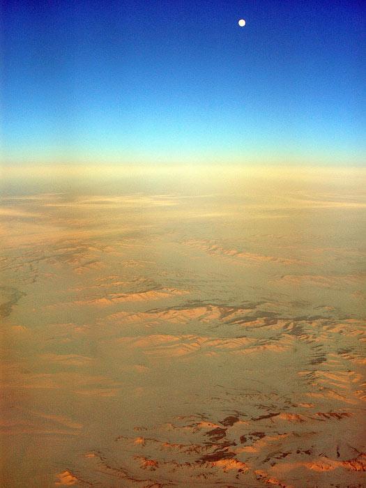 The beautiful Gobi Desert. Photo by Enrique Dans