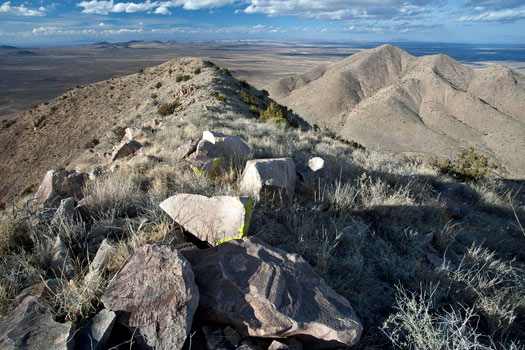 Mount Riley Wilderness Study Area, New Mexico. Photo by Bureau of Land Management