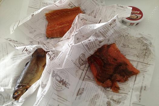 Acme Smoked Fish, New York