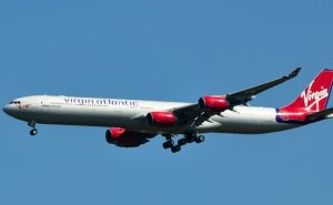 Stand Up Comedy on Virgin Atlantic