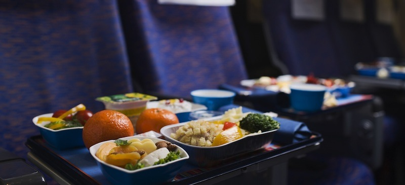 Top Airlines for In-Flight Meals