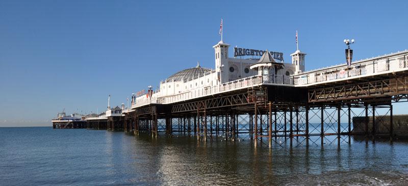 5 of the best restaurants in Brighton in Brighton - Shutterstock- NigelSpiers