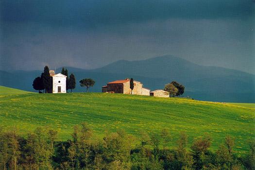 Francigena Way, Italy