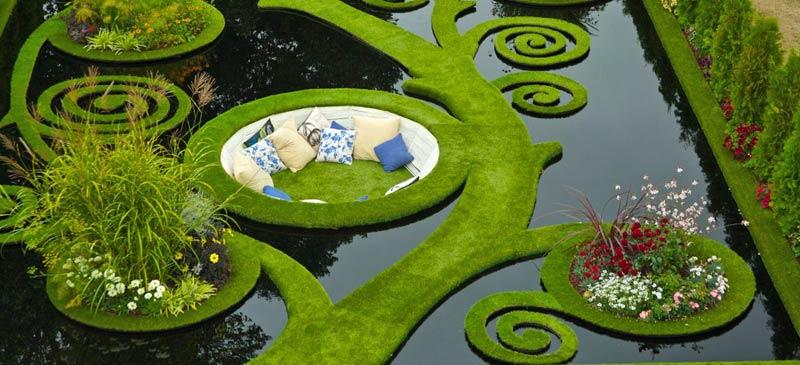 Top 10 Unusual Gardens