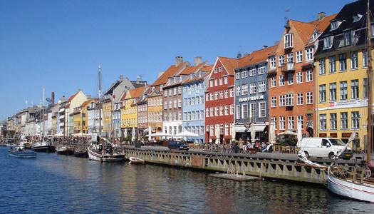 """Copenhagen, where """"The Killing"""" is filmed (Image: jamesz_flickr)"""