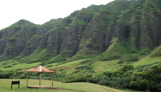 """Inside Kualoa Ranch, a filming location for shows """"Hawaii Five-O"""" and """"Lost"""" (Image: missrogue)"""