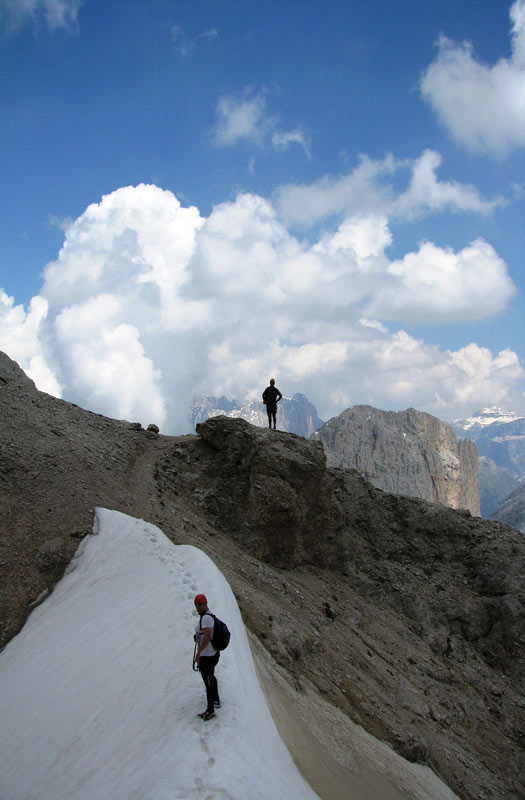 Via Ferrate, Dolomites, Italy