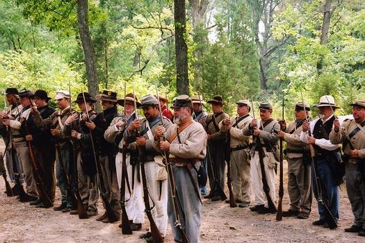 Gettysburg Reenactment