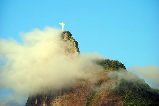 Christ the Redeemer / Cristo Redentor, Rio de Janeiro.