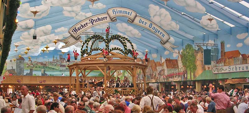 180 years of Oktoberfest