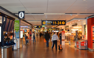 50 things to do at the airport
