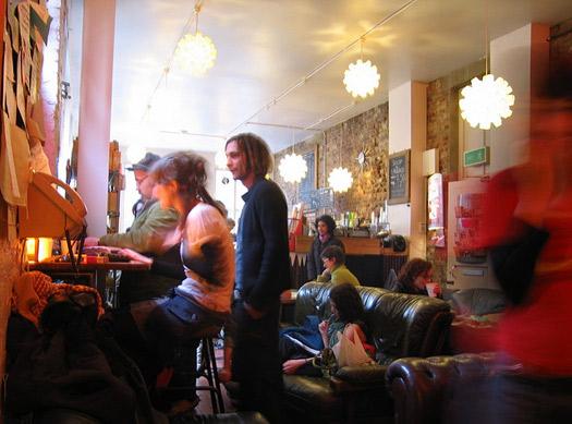 coffee@bricklane, London