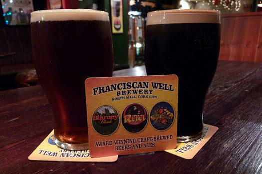 The Franciscan Well Brewery, Cork
