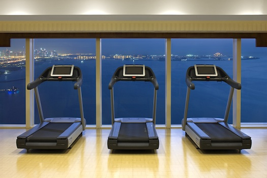A workout with a view, gyms with incredible views