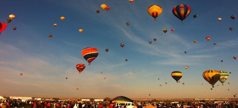Albuquerque Balloon Festival_Feature_Credit flickr user thelazydba